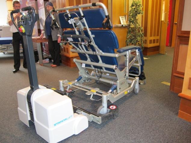Bariatric Wheelchair by Barton