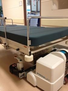 Gendron EC-1600 Bariatric Bed