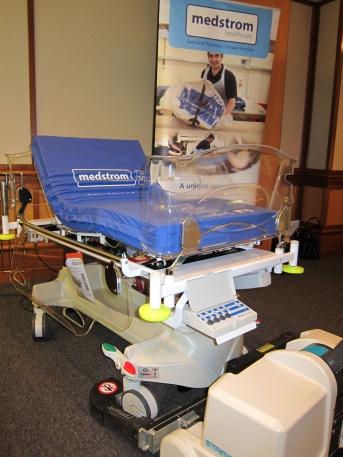 Pediatric ICU Cot by Favero